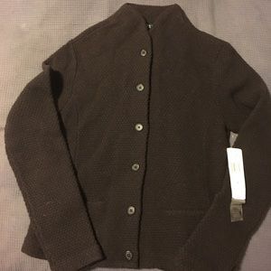 Ralph Lauren Wool Cardigan (brown)